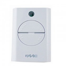 control remoto faac motor porton electrico automatico