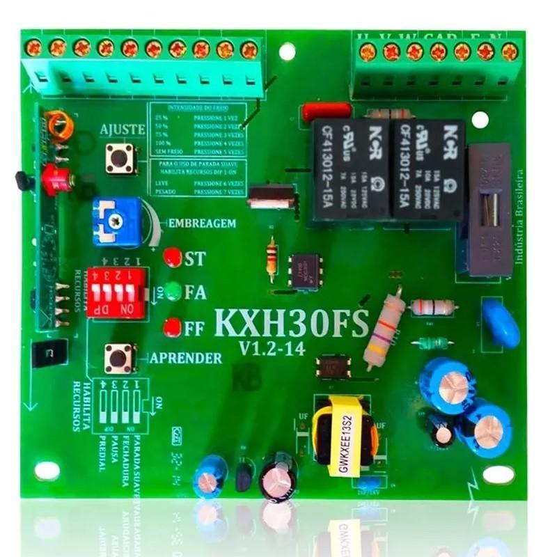 Central de mando Rossi kxh30fs sensor...