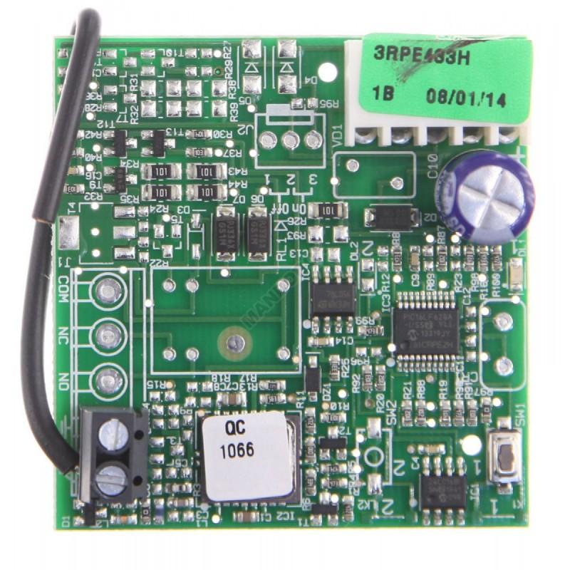 Receptor Faac 433 mhz