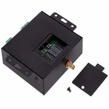 abre portón celular chip prepago