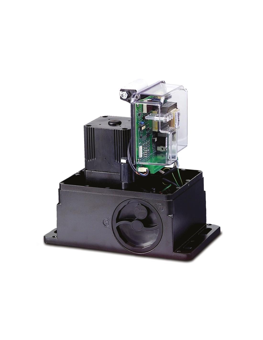 portones electricos motores con central